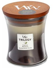 Woodwick Trilogy Warm Woods