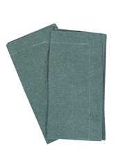 Servett Chambray Recycling 2-Pack