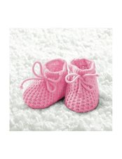 Servett Baby Girl Booties
